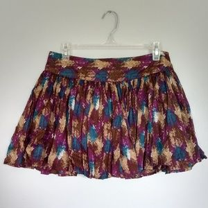 Candies mini skirt size 7